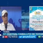 Chiclayo:  17 Festival de Caballito de Totora