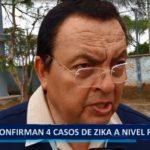 """Piura: Confirman 4 casos de """"Zika"""" a nivel regional"""