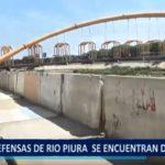 Piura: Defensas de río se encuentran destruidas
