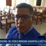 Piura: Defensoría del Pueblo brindará garantías a Policías
