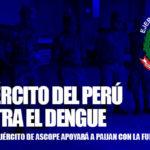 Ejercito apoya con la fumagación del dengue en Paiján