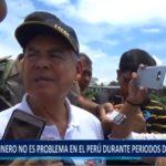 Piura: El dinero no es problema en el Perú durante emergencias.