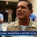 Piura: Exigen a la Marina búsqueda de pescador Paiteño