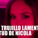 """Nicola Porcella se presentó en """"El valor de la verdad"""" y Miss Trujillo se pronuncia."""