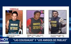 """Piura: Policía captura a banda delincuencial """"Las Colegialas"""""""