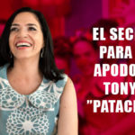 """Wendy Ramos y método para poner apodos a Tony en """"Pataclaun"""""""