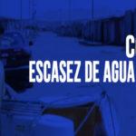 Coishco: Escasez de agua potable