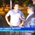 Trujillo: Vecinos se preparan ante posibles huaicos