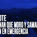 Chimbote: Cuestionan que Moro y Samanco no estén en emergencia