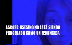 Suspenden inicio de juicio por caso de feminicidio