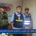 Chiclayo: Chiclayo ocupa quinto lugar en corrupción