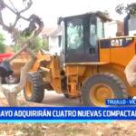 Trujillo: En mayo adquirirán 4 nuevas compactadoras