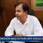 Piura: Proceso de concesión inicia ante huelga de obreros municipales