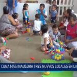 Chiclayo: Cuna más inaugura tres nuevos locales en Lambayeque