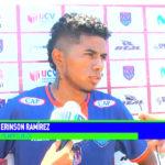 """Erinson Ramírez: """"si anoto ante Alianza, no celebraré"""""""