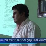 Chiclayo: Exdirector de Epsel presenta queja contra ministerio público