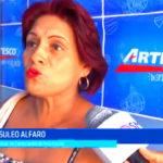 Feria Escolar: Enfrentamiento entre comerciantes en paseo peatonal en El Porvenir