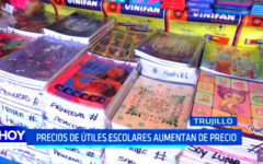 Feria Escolar: útiles escolares aumentan de precio