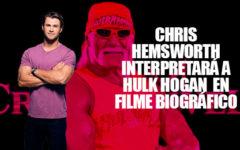 Chris Hemsworth interpretará a Hulk Hogan en cinta biográfica