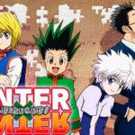 Hunter x Hunter en la paltaforma de streaming Netflix