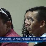 """Chiclayo: Inician juicio en uno de los crímenes de la """"Hermandad del Norte"""""""