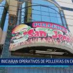 Chiclayo: Inician operativos de pollerías en Chiclayo