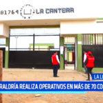 Contraloría realiza operativos en más de 70 colegios