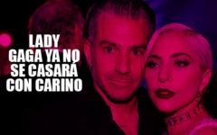 Lady Gaga y Christian Carino terminan su relación