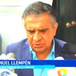 "Llempén: ""Nada impedirá que posibles huaycos ingresen a Trujillo"""
