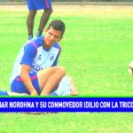 Mannucci: Osnar Norohna y su conmovedor idilio con la tricolor
