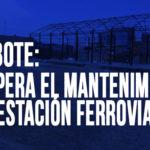Chimbote: En espera el mantenimiento de exestación ferroviaria
