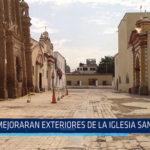 Chiclayo: Mejoraran exteriores de la iglesia San Pedro