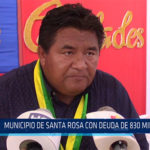 Chiclayo: Municipio de Santa Rosa con deuda de 830 mil soles