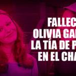 """Fallece Olivia García, actríz que interpretó a la Tía de Patty en el """"Chavo del 8"""""""