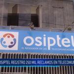 Chiclayo: Osiptel registro 250 mil reclamos en telecomunicaciones