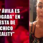 "Poly Ávila aseguró haber sido drogada en fiesta de chico ""reality"""