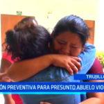 Poder Judicial: Nueve meses de prisión preventiva para presunto abuelo violador
