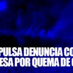 Regidor impulsa denuncia penal contra empresa por contaminación