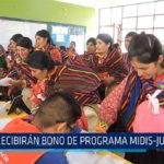 Chiclayo: Recibirán bono de programa Midis – Juntos