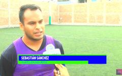 Sebastián Sánchez está ansioso por enfrentar a 'Los diablos'