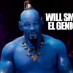 Aladino: Las primeras imágenes de Will Smith como el genio azul