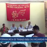 Chiclayo: Forman mesa de trabajo para salvaguardar patrimonio