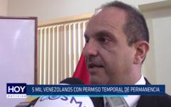 Chiclayo: 5 mil venezolanos con permiso temporal de permanencia