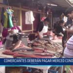 Chiclayo: Comerciantes deberán pagar merced conductiva