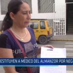 Chiclayo: Destituyen a médico del Almanzor por negligencia