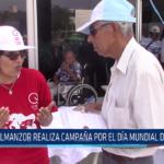 Chiclayo: Almanzor realiza campaña por el día mundial del riñón