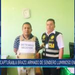 Chiclayo: Capturan a brazo armado de sendero luminoso en Chiclayo