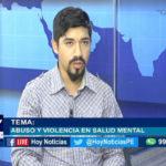 Chiclayo: Abuso y violencia en salud mental.