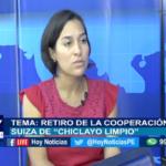 Chiclayo: Entrevistamos a Adriana Ghersi Burga, Jefa de la Unidad de Residuos Sólidos