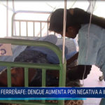 Chiclayo: Ferreñafe: Dengue aumenta por negativa a inspecciones